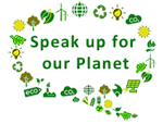 Speak up for our Planet
